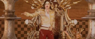 �Michael Jackson� opptr�dte under nattens Billboard Awards