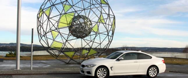 BMW med vinnerformel?