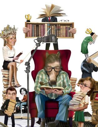 Hvem er det egentlig som bestemmer hva du leser?