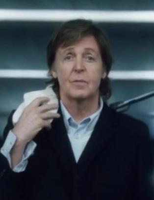 Andr� (29) fra Oslo har laget Paul McCartneys nye musikkvideo