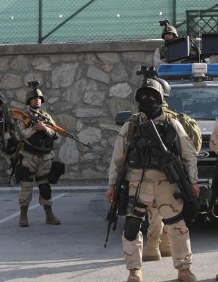 Karzai suspenderte lederen for norsktrent spesialstyrke