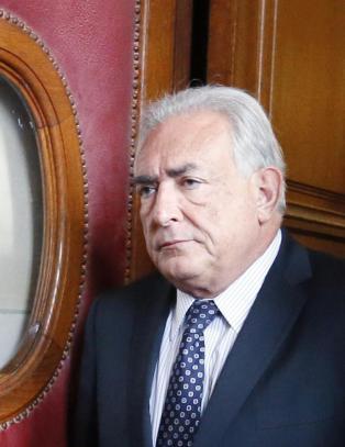 Strauss-Kahn vil saks�ke skandale-film