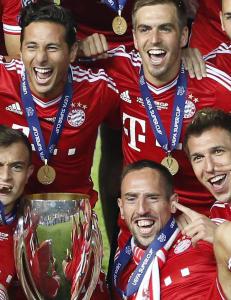 Kan du like mye om Champions League som Dagblad-sporten?