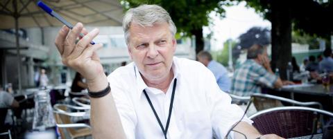 �Et godt, men ubekreftet rykte�, skrev Aftenposten - s� var det full storm