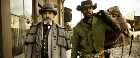 Quentin Tarantino vil lage tv-serie av �Django Unchained�