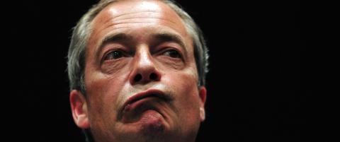 Han f�r nesten EU-presidenten til � gr�te, og har en svakhet for kvinner og Norge
