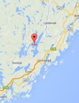Kvinne funnet livl�s i vannet, d�de i badeulykke i Grimstad