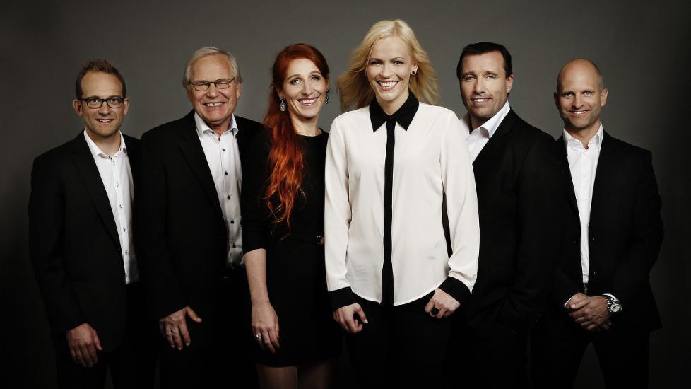 Blir ekspertkommentator på NRK.