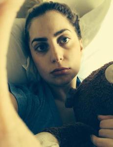 Lady Gaga rammet av bronkitt