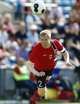 Tom H�gli tror han vet hva som er galt med det norske landslaget