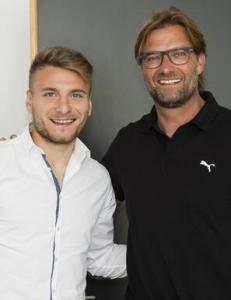 Serie A-toppscoreren klar for Borussia Dortmund