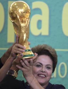 - Norge gir fire milliarder i bistand til Brasil, som selv har et bistandsbudsjett p� syv milliarder