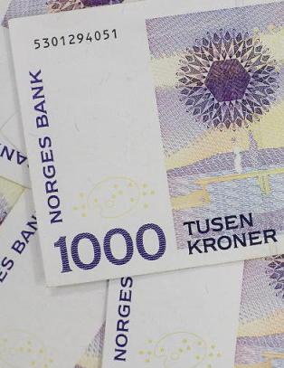 Optimismen r�der i norsk privat�konomi