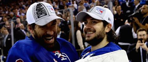 Slik skal Zuccarello og Rangers vinne Stanley Cup