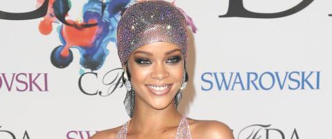 Rihannas nakenhet ble for mye for amerikanerne