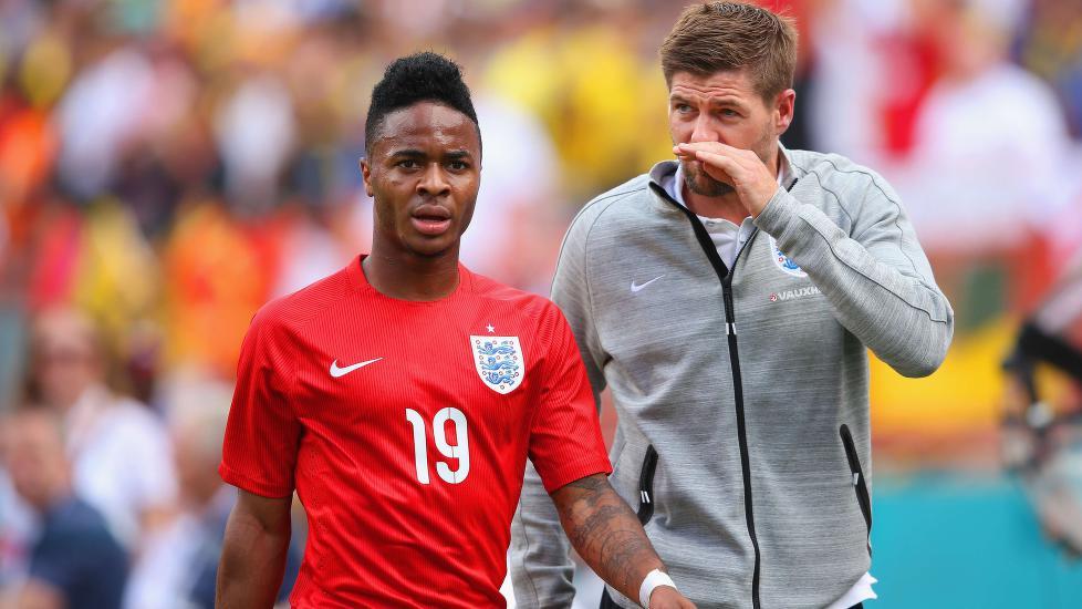 2-2 mellom England og Ecuador.
