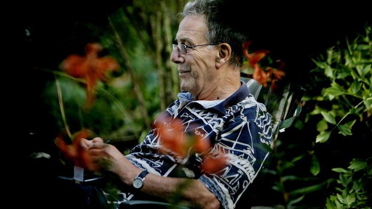 VARM OG N�R: Raymond Johansen beskriver Reiulf Steen som et varmt, n�rt og s�rbart menneske. Bildet er tatt like f�r Steen fylte 75 �r .Foto: Jacques Hvistendahl.