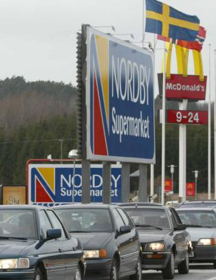 Nordmenn brukte 15 milliarder p� harryhandel