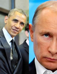 I dag m�tes Obama, Merkel og Putin for f�rste gang etter urolighetene i Ukraina startet
