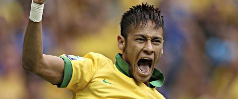 Brasil-stjerna Neymar i strid med Playboy