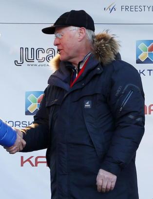 Kasper og Seeberg gjenvalgt i FIS-styret