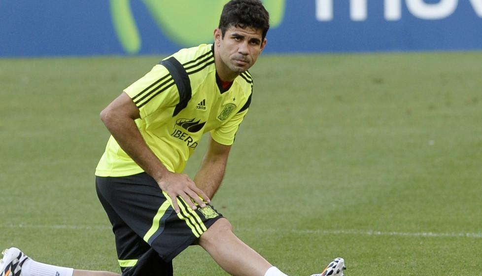 Derfor spiller Diego Costa VM for Spania.