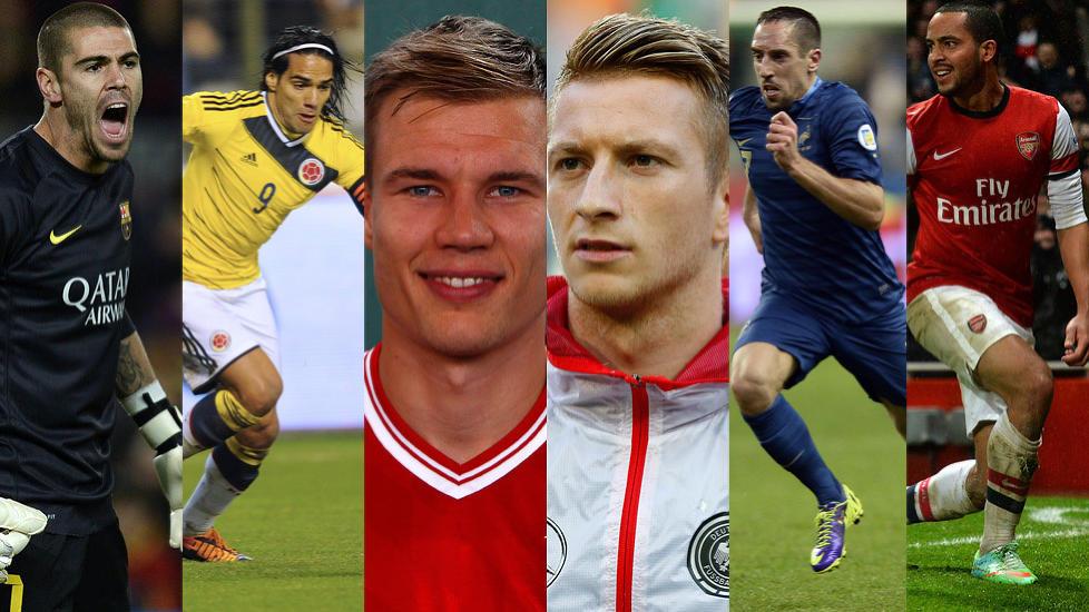 - Savner Zlatan og Bale mest.