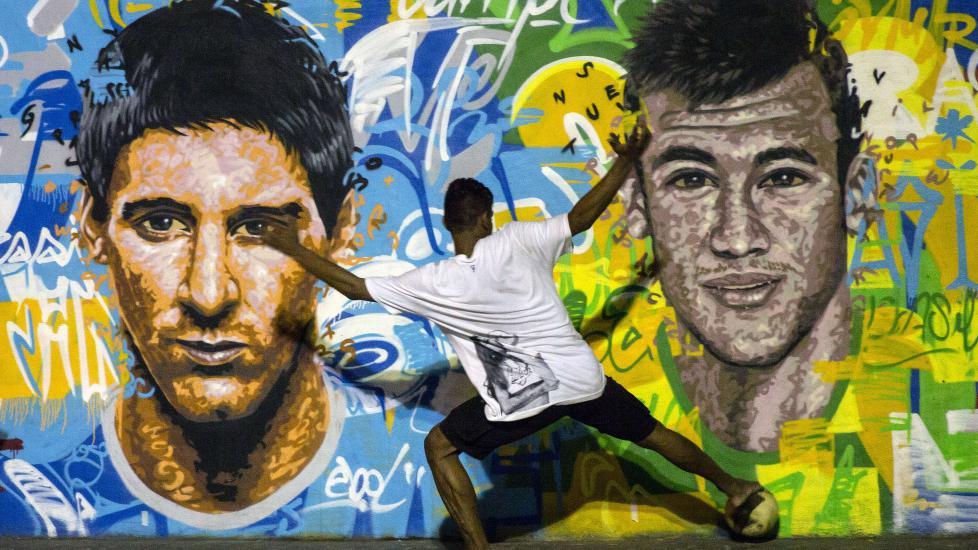 Se hvorfor sør-amerikanske lag forventes å nå langt i verdensmesterskapet i Brasil.