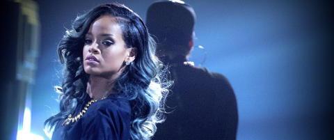 Rihanna snek seg inn i maifinalen