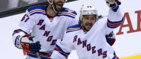 Hockey-legende tror Zuccarello og Rangers sl�r tilbake i natt