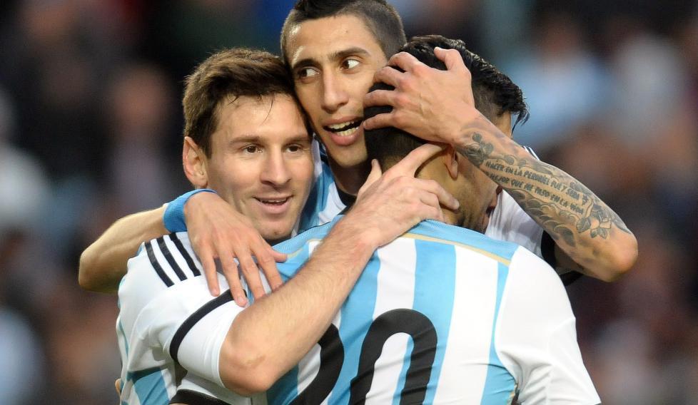 Men ikke fordi Argentina er et bedre lag.