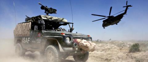 Veteraner m�ter veggen i psykiatrien og hos Nav