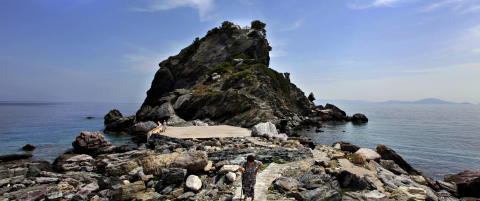Tok helt av for gresk ferie�y etter Hollywood-film