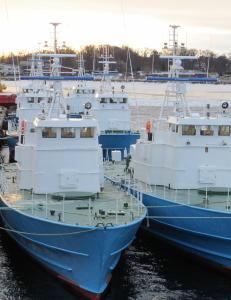 Forsvaret hevder skipene har britiske flagg. Men de ble aldri registrert