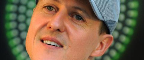Schumacher har forlatt sykehuset