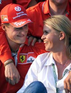 Schumachers kone selger familiens jetfly