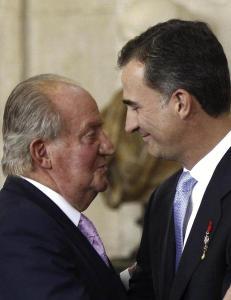 Spania har f�tt ny konge