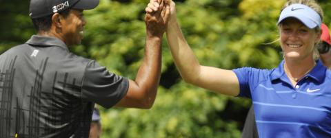 Tutta har f�tt r�d fra Tiger Woods