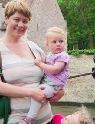Denne familien fra Troms� reiser Europa rundt og bor helt gratis