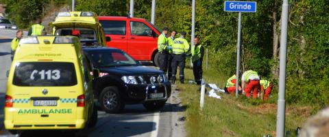 To kvinner omkom i m�teulykke p� MC. Bilf�rer siktet for uaktsom kj�ring