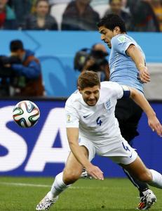 Gerrard vurderer � gi seg p� landslaget etter VM-fadesen