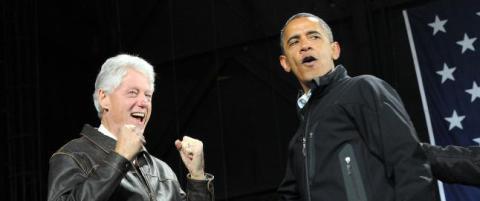 - Jeg hater Obama mer enn noen annen mann jeg har m�tt