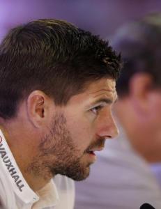 Gerrards oppfordring til Redknapp: Navngi dem!