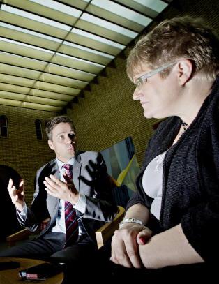 Venstre og KrF stiller bistandsultimatum