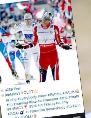 Derfor slettet Petter l�ftet om VM-gull i Falun