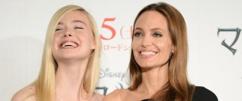 Angelina Jolie trapper ned filmkarrieren