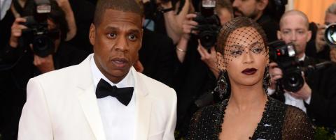 Jay Z og Beyonc� har ansatt 500 personer til � vokte dem
