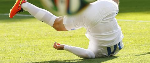 P� hodet ut av VM. N� vil legenden ha Rooney som ny England-kaptein