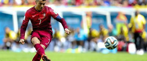 Ronaldo fikk endelig den etterlengtede VM-scoringen