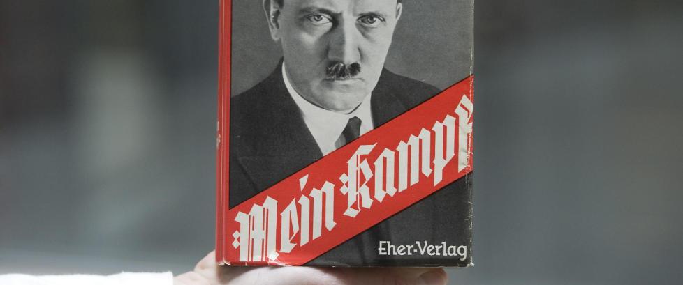 Skal gi ut �Mein Kampf� i Danmark